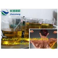 China Injectable Anabolic Steroids Trenbolone Enanthate 200mg/ml Muscle Build on sale