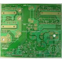 China Professional FR-4 Double Sided pcb board plated through hole & pcb layout on sale