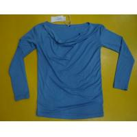 Best Fitness Women'S Modal Tops , Fashion Women'S V Neck Long Sleeve T Shirts wholesale