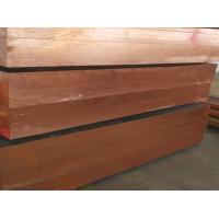 China Bright Surface Solid Copper Sheet C10400 TG Copper Plate Width 20~2500mm on sale