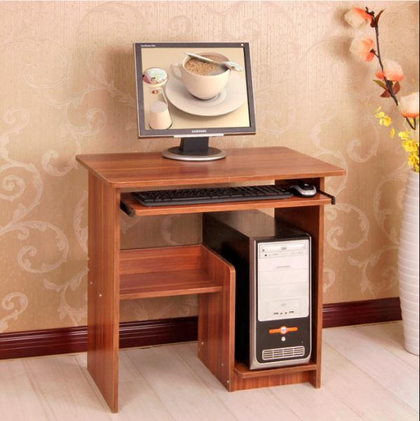 cheap custom contemporary walnut wood computer desks for home dx