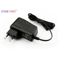 Best 13V AC DC Portable Power Adapter , LED Slate UE Switching Power Adapter wholesale