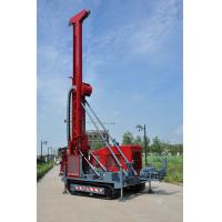Cheap Easy Operation Mobile Crawler-Mounted Diamond Surface Full Hydraulic Core Drilling Rig for sale