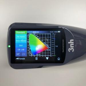 Best 45/0 Geometry 3nh YS4560 8mm Aperture Portable Spectrophotometer wholesale