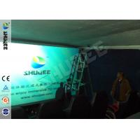 Best Interactive Mobile 5D Theater System For Amusement Equipment wholesale