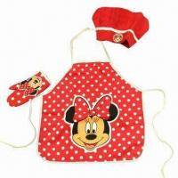Best Kid's Apron, Measures 47x50cm wholesale