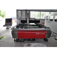 Quality 1500*3000 Fiber Laser Cutting Machine for stainless steel , High Efficiency wholesale
