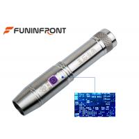 Buy cheap USB Rechargeable Gem Flashlight from wholesalers