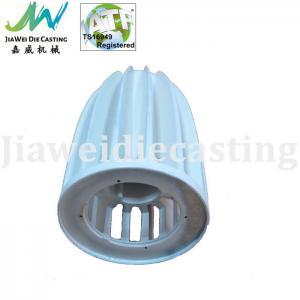 Best White Color Powder Coated Die Cast Aluminum Lighting Fixtures LED Light Usage wholesale