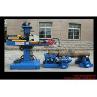 Best Fixed Vessel Fit Up Welding Manipulator  5 * 5m Automated Welding Machinery wholesale