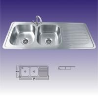 Http Www Xuijs Com Pz5eeed9f Cz5046af8 American Standard Stainless Steel Kitchen Sinks Undermount Double Bowl 380x320 Html