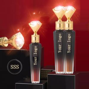 Best SGS Shining Diamond Moisturizing Nude Lip Gloss wholesale