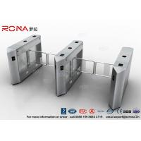 Best Security 900mm Swing Barrier Gate Handicap Accessible RFID Turnstyle Gates wholesale