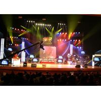 Best P8 Cost Effective Stage Design Large LED Backdrop Indoor Advertising LED Display wholesale