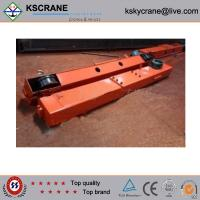 Best High Performance 3ton End Truck For Overhead Crane wholesale