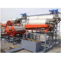 Buy cheap Dry Drum Magnetic Separator Machine Drum Magnetic Roller For Mineral Processing from wholesalers