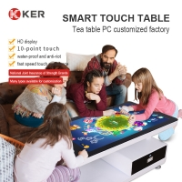 Best 32 43 Inch Conference Room Children Interactive Media Table wholesale