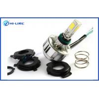 Best P43T / BA20D Motorcycle Headlight Bulbs for CG125 , Custom Motorcycle Headlights wholesale