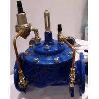 Best Sustaining water pressure reducer valve 50 Mm / water reducing valve With Pilot wholesale