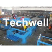Best Steel Metal Roof Tile Cold Roll Forming Machine For Roof Cladding, Wall Cladding wholesale