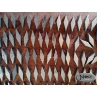 Best 7mm Height Rhombus Shape Diamond Segments for Grinding Wheels with Grit #30 / 40 wholesale