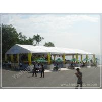 Quality School Luxury Outdoor Party Tents For Winter , Decorated Garden Party Marquees wholesale