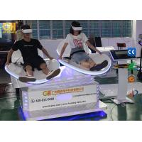 China 360 Degree Sliding Roller Coaster Virtual Reality Motion Simulator on sale