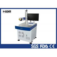 China Professional Cold Marking Green Laser Marking Machine For Medical Instrument on sale