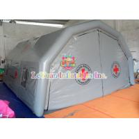 Cheap Air Welded Inflatable Medical Tent ,Disinfected Emergency Shelter Tent for sale