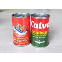 Best Canned Food Canned Fish Canned Sardine / Tuna / Mackerel in Tomato Sauce / Oil / Brine 155G 425G wholesale