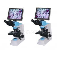 Cheap 1000x Camera Biological LCD Screen Microscope With 9.7inch LCD Screen for sale