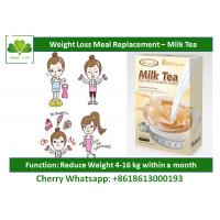 Healthy Food Meal Replacement Diet Slimming Milk Tea For Effective Reduce Weight