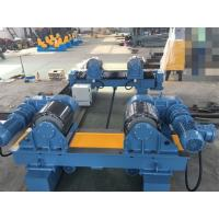 Quality Adjustable Welding Turning Rolls With Moving Wheels 40 Ton Load Capacity wholesale
