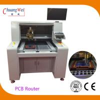 Quality Low Maintenance PCB Automatic Router Machine High Resolution Ccd Video Camera wholesale