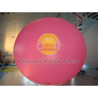 Best Custom Inflatable Advertising Balloon with UV protected printing for Entertainment events wholesale