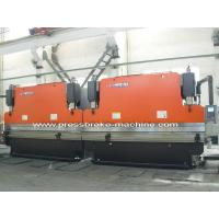Best Bending Tandem Press Brake Equipment / Servo Hydraulic Press 250T Force wholesale