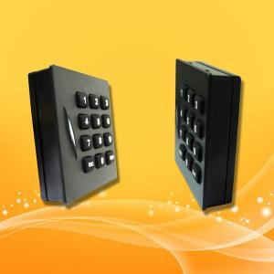 Best Keypad RFID Card Reader , 13.56MHz Mifare Card Access Control Rfid Reader wholesale