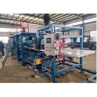 Best High Capacity Standing Seam Roll Forming Machine 6-8 M / Min Working Speed wholesale