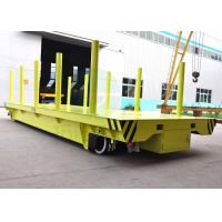 Best Factory Material Transfer Platform Self Propelled Interbay Transfer Car on Rails for Coil Handling wholesale