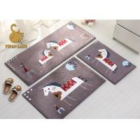 Buy cheap Classical Style 100% Polyester Needle Punched Felt Carpet For Kitchen Rooms from wholesalers