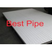 Best High Tensile Strength Steel Plates with High Weldability API API 2H-50 2W-50 wholesale