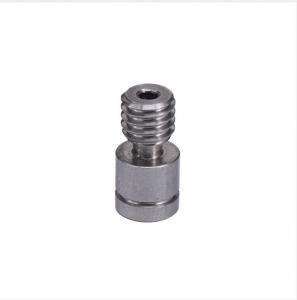 Best TC4 Titanium Alloy M6 Extruder 3D Printer Throat CR10 Special Pipe wholesale