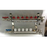 Best Reliance Underfloor Heating Manifold With Italy Long  Flow Meter wholesale