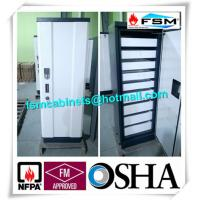 Best Anti Magnetic Fireproof Lateral File Cabinet Lockable For CD / Documents wholesale
