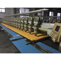 Best Computer Controlled Embroidery Machine , Commercial Monogramming Machine wholesale