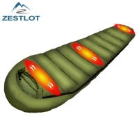 Best Greetop 7 hours 5V/2A Electric Heated Sleeping Bag wholesale