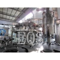 Cheap Beer 3 in1 Washing Filling Capping Machine for sale