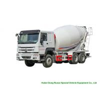 Best Howo 6x4 Concrete Transit Mixer Truck 12cbm With Left / Right Hand Drive wholesale