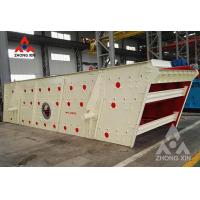 Best High efficiency mining product service hot vibrating screen Manufacturers with high work efficiency wholesale