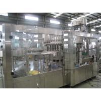 Quality High Viscosity Plastic Bottle Juice Bottling Machine PLC Control With Recycling System wholesale